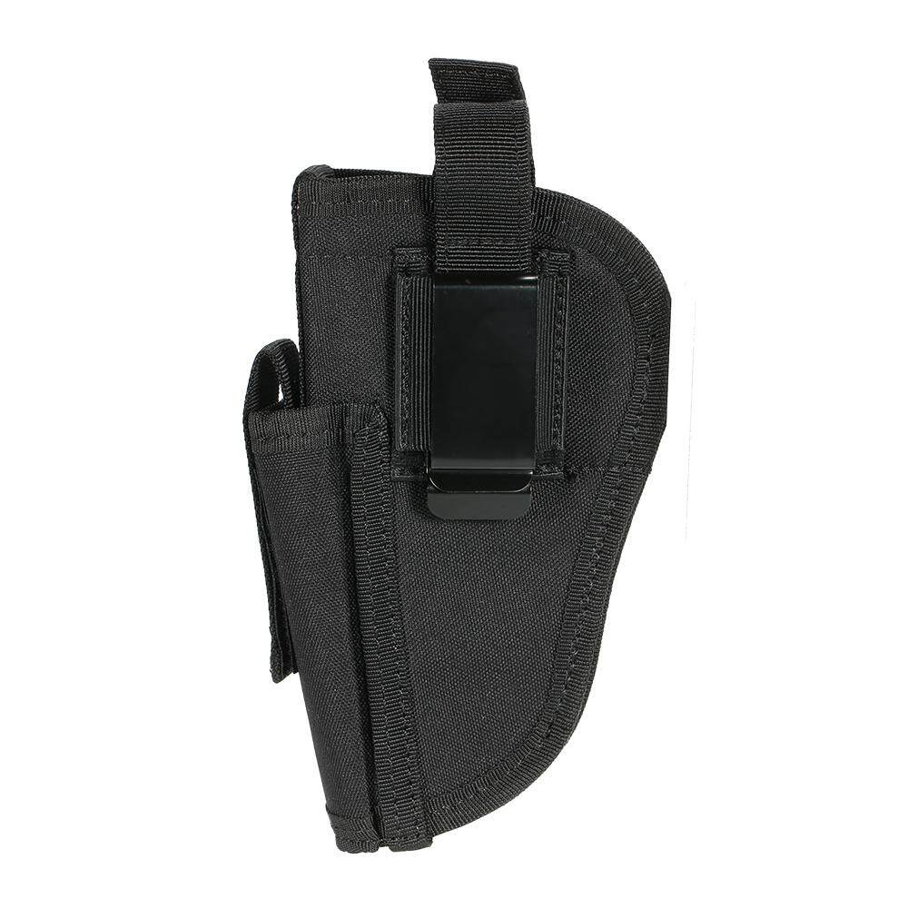 c2ee04c131 Tactical Outdoor Holster Right Left Interchangable with Mag Pouch Military  Gear Accessory Pouch Utility Tool
