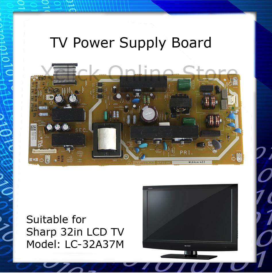 lcd tv malaysia get the best price for lcd tv at lazada malaysiatv power supply board compatible for sharp lc 32a37m