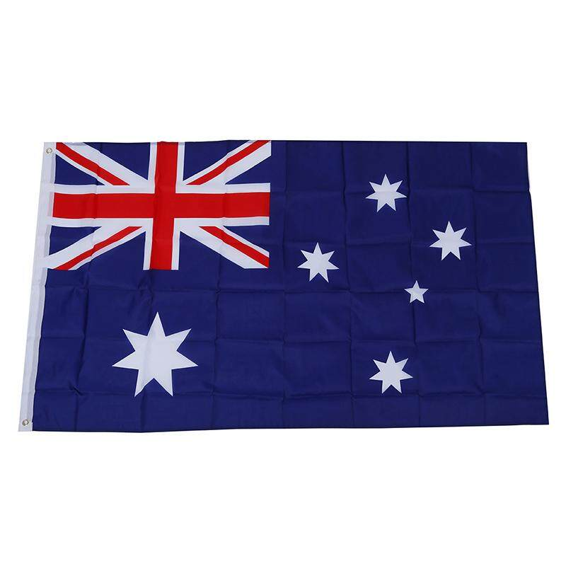 Large 90x150cm 5 X 3FT National Supporters Sports Olympics Flags With Grommet - Australian flag