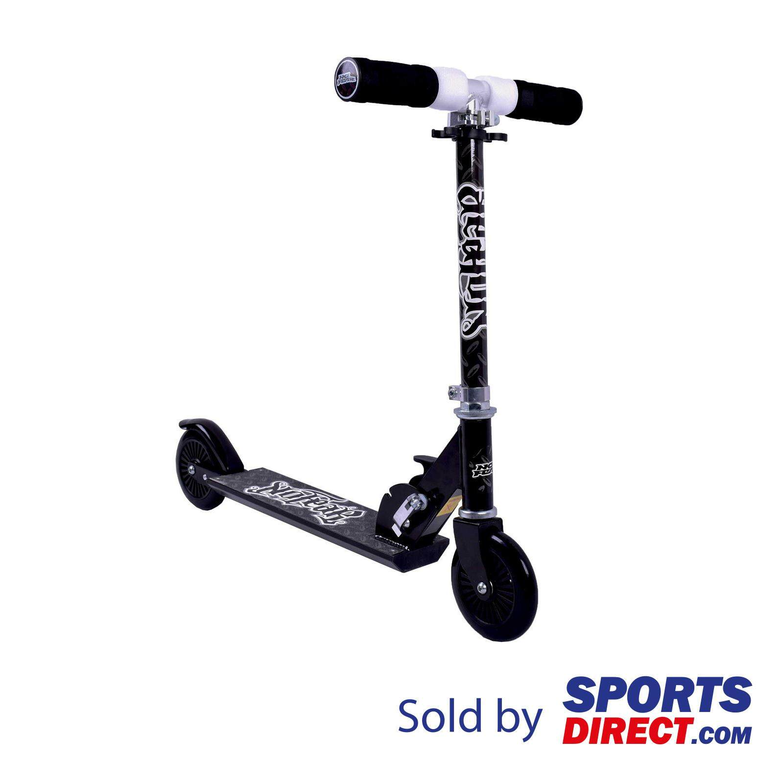 No Fear Kids Scooter (blk) By Sports Direct Mst Sdn Bhd.