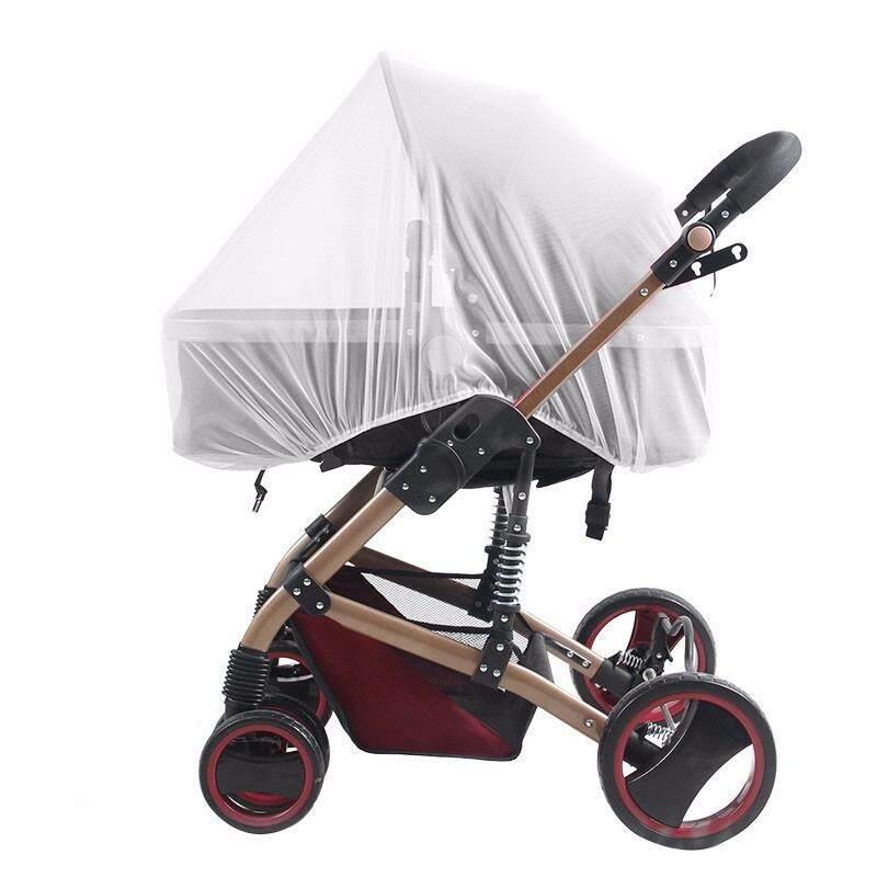 Summer Children Baby Stroller Pushchair Mosquito Net Netting Accessories Curtain Carriage Cart Cover Insect Care By Rytain.