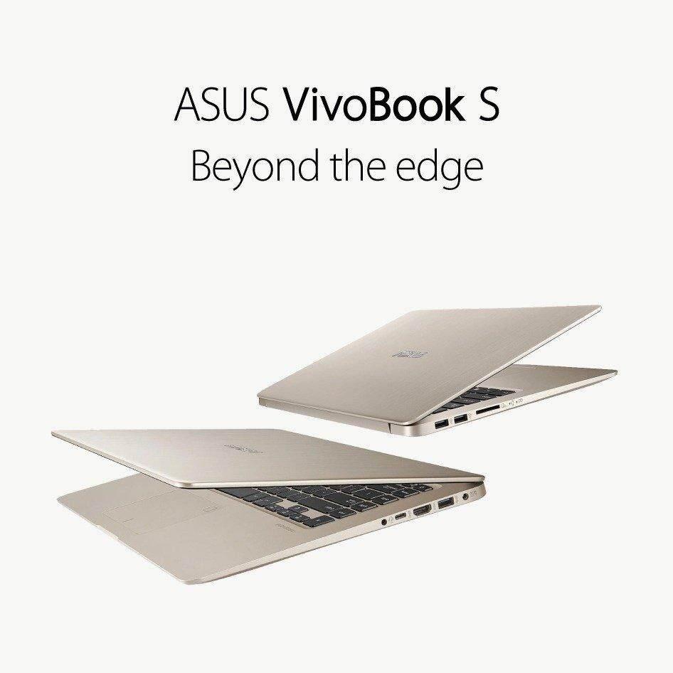 ASUS VIVOBOOK S406U-ABM243T GOLD (I5-8250/4GB/256GB SSD/14 FHD/2YRS) + SLEEVE Malaysia