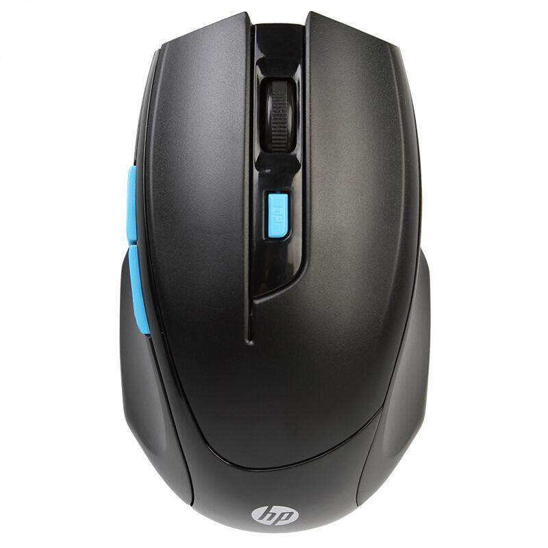 HP M150 1600DPI 6 Buttons USB Wired Optical Gaming Mouse White / Black Malaysia
