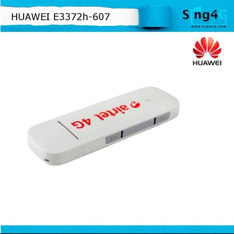 Huawei E3372 e3372h607 4G LTE 150Mbps Sim Card USB Modem