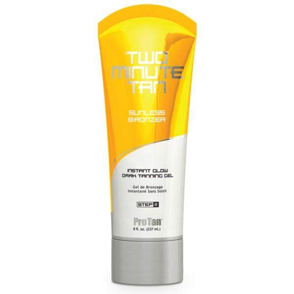 Pro Tan Two Minute Tan Sunless Bronzer (8 Fl. Oz) By Musclemaniaclub.