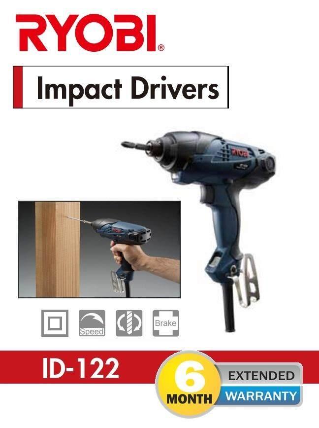 Ryobi ID-122 Hex Bit Impact Driver, Impact Driver
