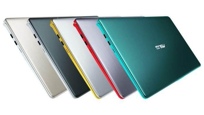 Asus VivoBook S15 S530U-NBQ049T (i5-8250U, 4GB, 1TB + 256GB SSD, MX150, 15.6 FHD, Win 10, Gun Metal, 1.8kg) Malaysia