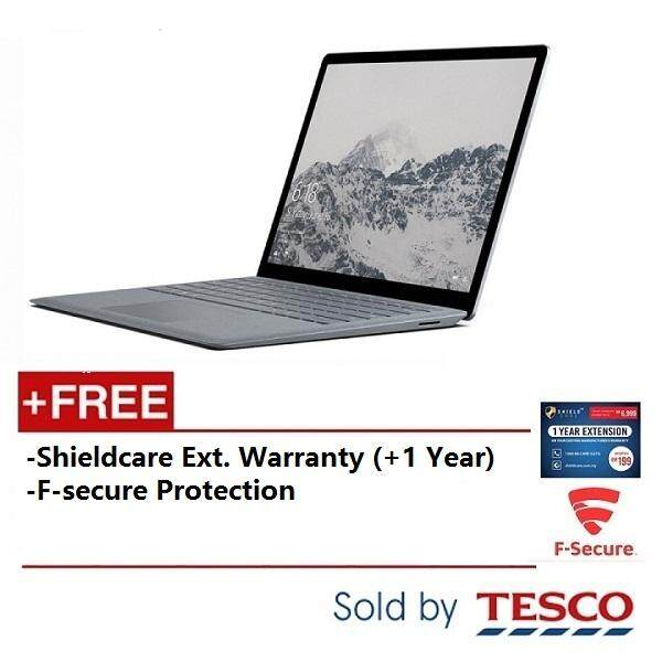 Microsoft Surface Laptop (DAG-00095) i5 / 8GB / 256GB + FSecure + Ext. Warranty Malaysia