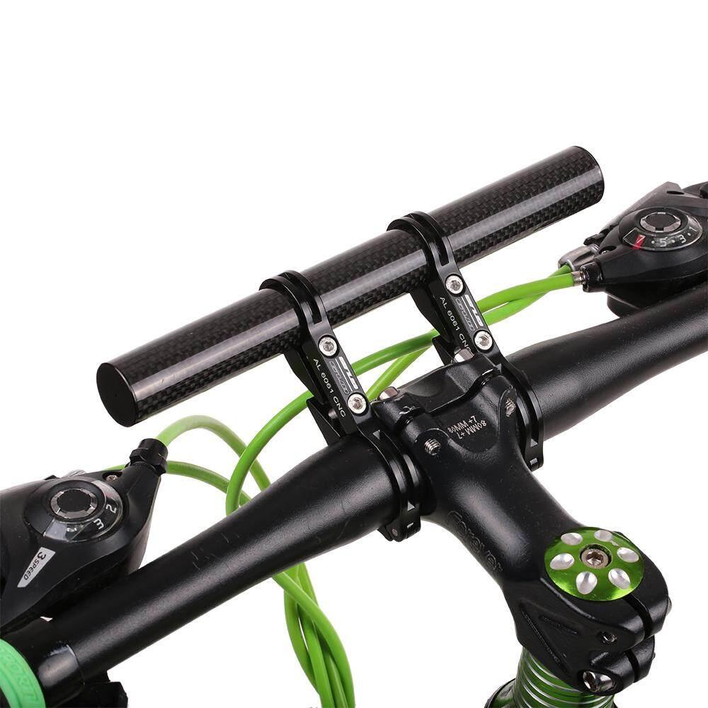 Black Extension Frame Mountain Bike Extender Extension Frame 31.8*22.2mm 88g