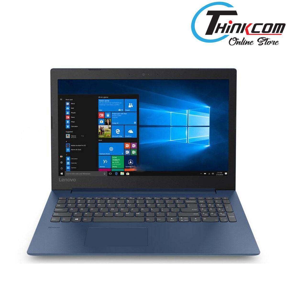 LENOVO IDEAPAD 330-15ICH - 81FK0056MJ / 81FK0057MJ BLUE / PLATINUM GREY (i5-8300H/ 4GBD4/ 1TB/  GTX1050 4GB DDR5 / W10H/ 15.6FHD/ 2Y On-Site + Premium Care) Malaysia