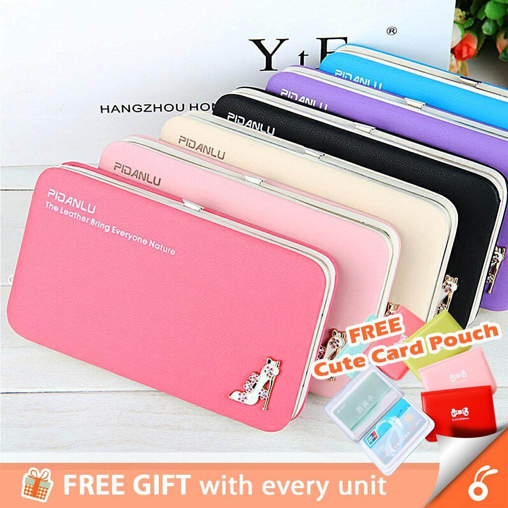 3021 Baellerry N1311 Premium Lady Phone Wallet Purse 7 Card Slots - FREE  GIFT WITH EVERY f93ec9803f
