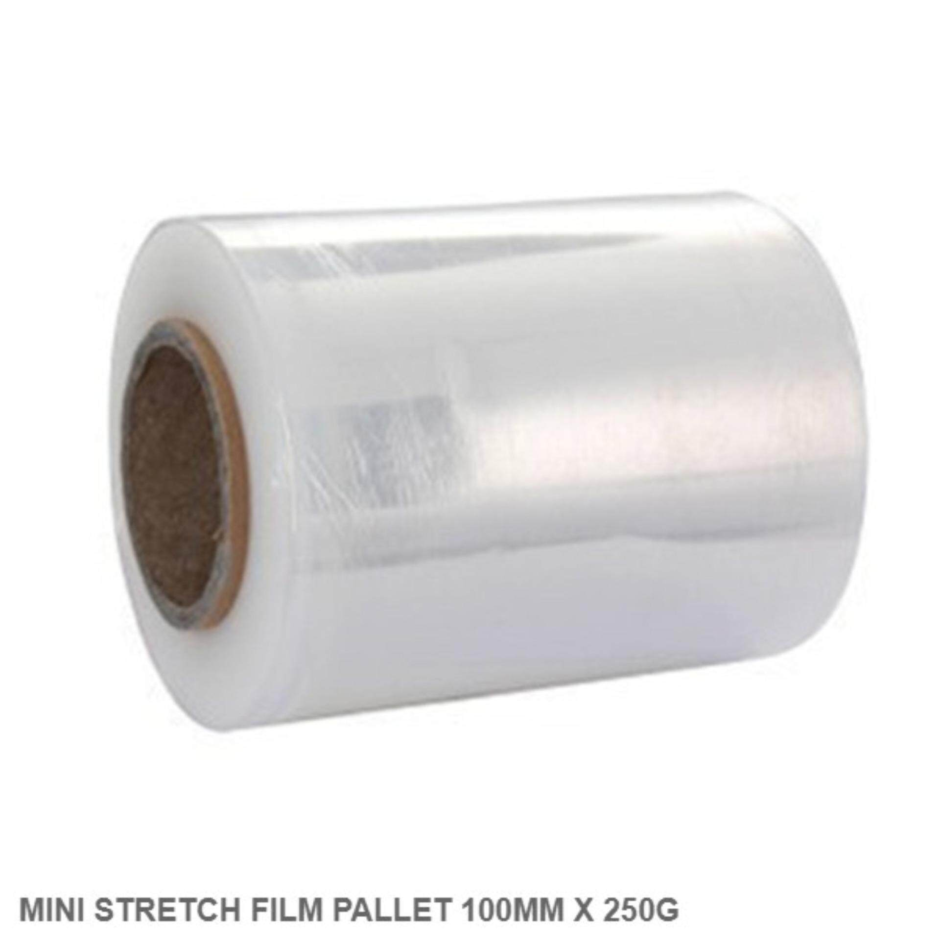 Baby Roll Mini Stretch Film 100mm X 250g X 1 Roll. By Mailingtree Marketing.