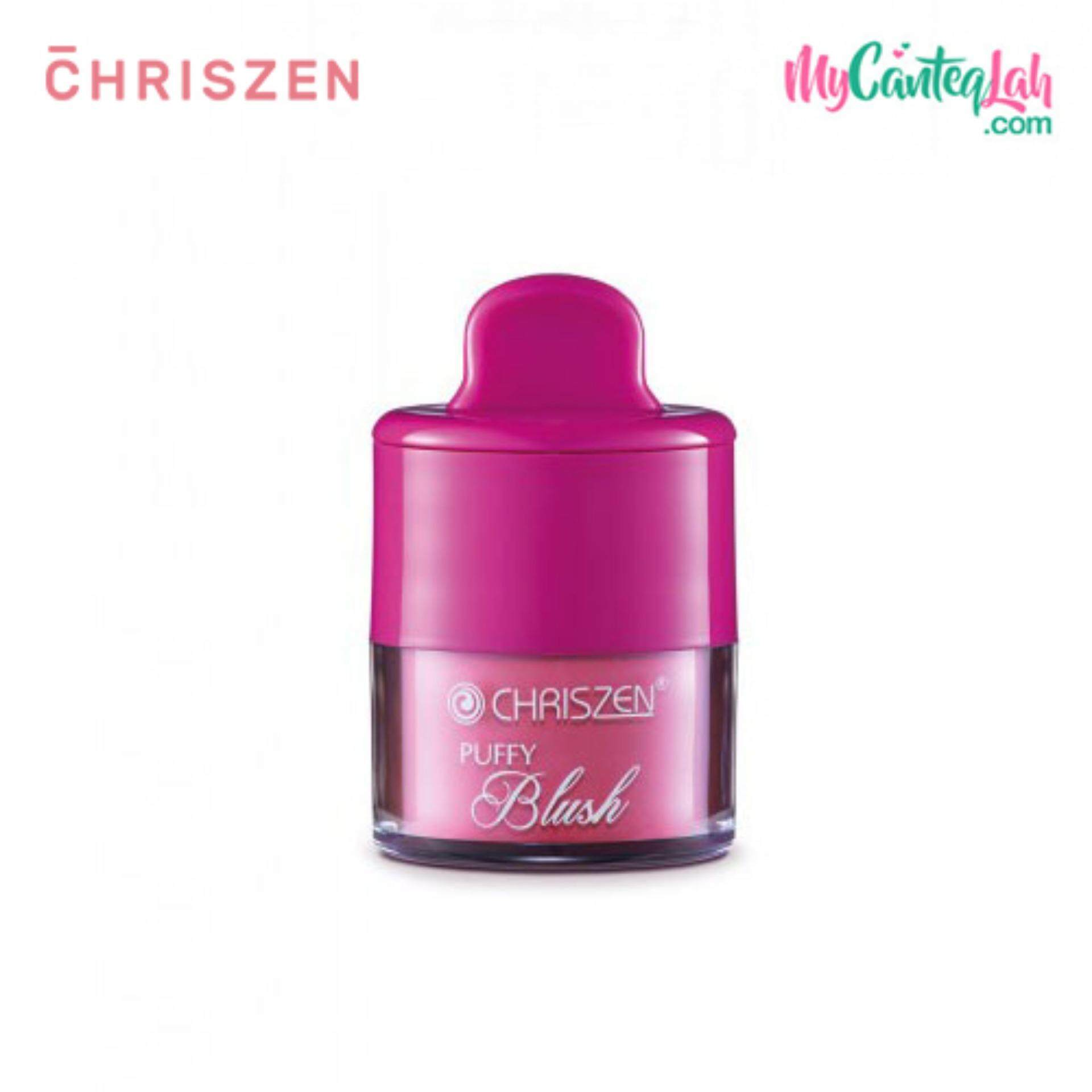 Bioaqua Bb Cushion Blusher Malaysia Peach Pink 02 Blush On Flawless Cheek Chriszen Puffy Light