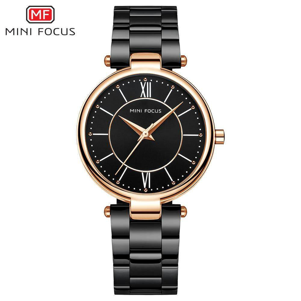 MINI FOCUS Top Luxury Brand Watch Famous Fashion Dress Women Quartz Watches Womens Trand Wristwatch Gift For Female MF0189L.03 Malaysia