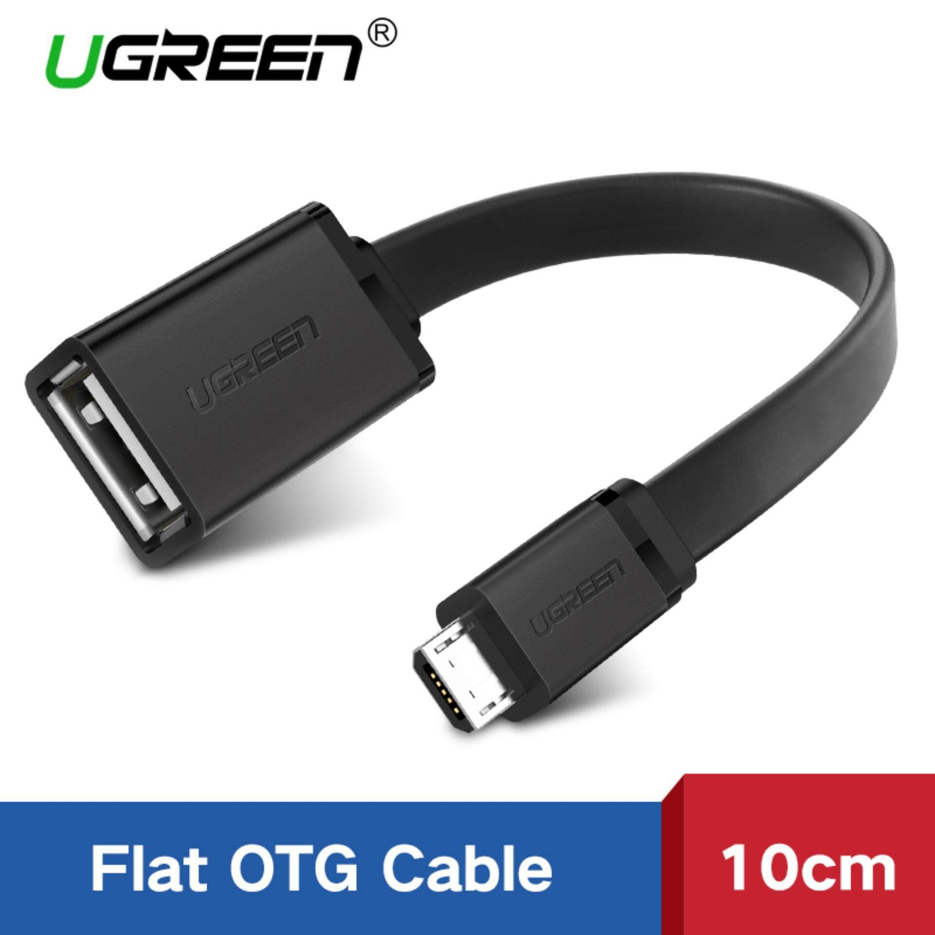 UGREEN Micro USB 2.0 OTG Cable On The Go Adapter Male Micro USB to Female USB