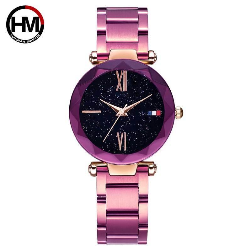 Relogio Feminino 2018 Reloj Pulsera Mujeres Moda Marca De Lujo Ladies Relojes Del Cuarzo Acero Estrella Rhinestone Reloj Femenino Tik Tok Same Paragraph Malaysia
