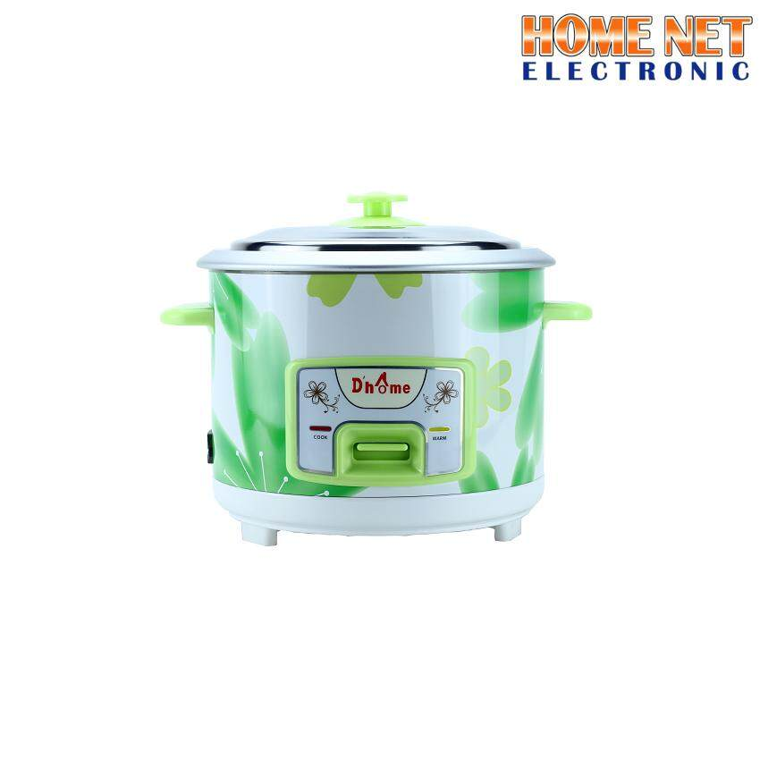 1.0l Rice Cooker Dh-R10 By Amigos Advance.