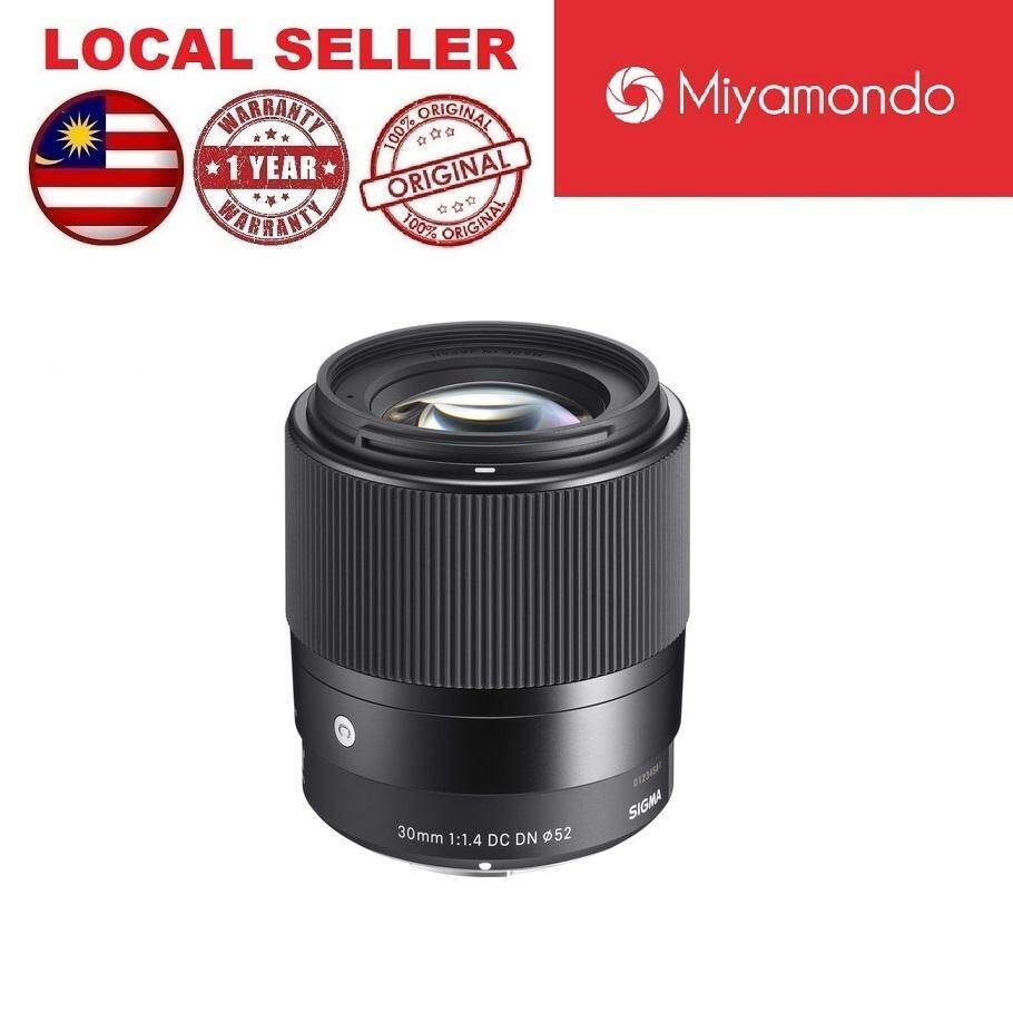 Sigma Camera Lenses With Best Online Price In Malaysia 30mm F 14 Dc Hsm A Canon F14 Dn Lens For Mft Mount