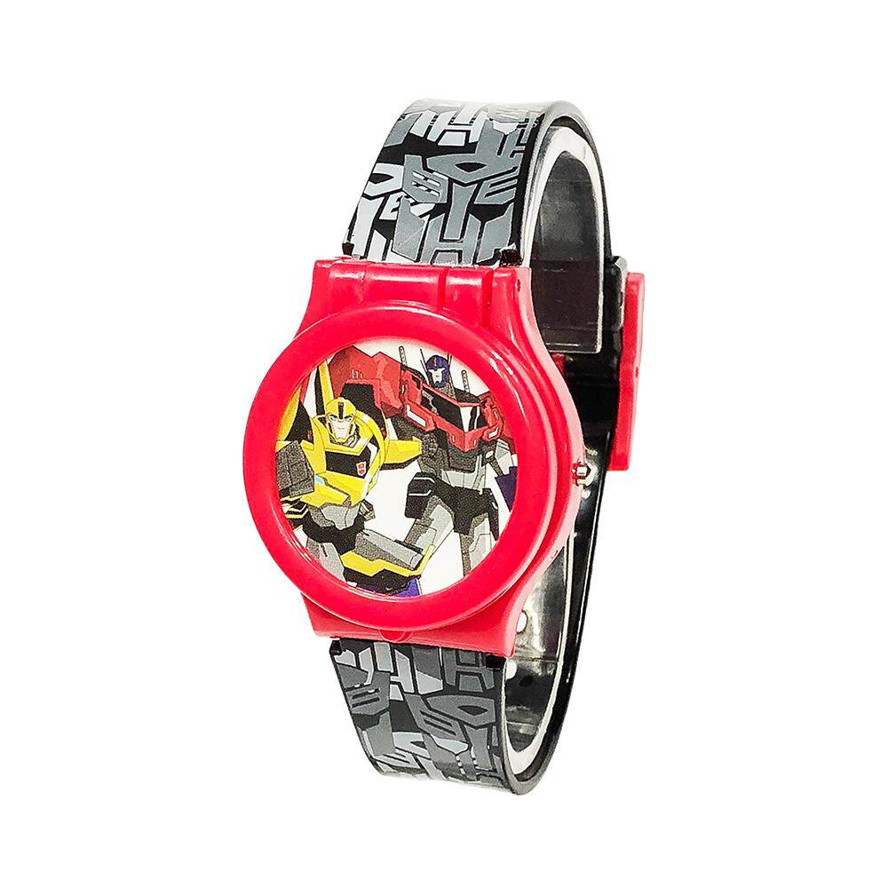 Transformers  interchangeable Lens LCD Watch TFSQ799 Malaysia