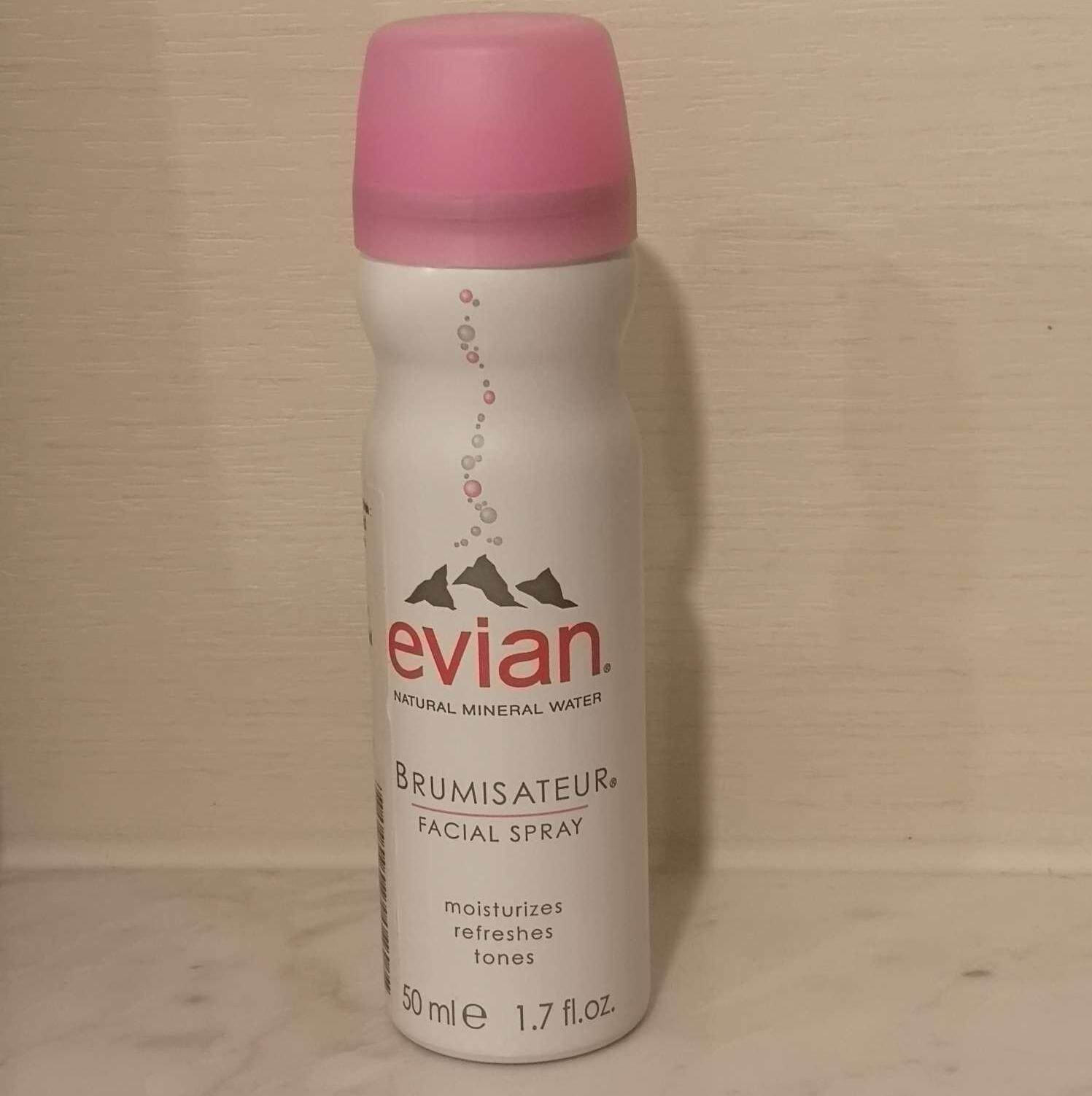 Evian Buy At Best Price In Malaysia Facial Spray 300 Ml Brumisateur 50ml