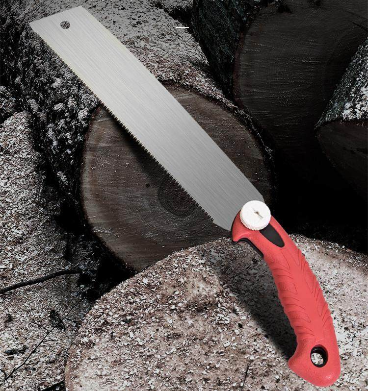 millionhardware - 265mm Pull Saw Exquisite Handsaw Household Tenon Saw Woodworking Tool