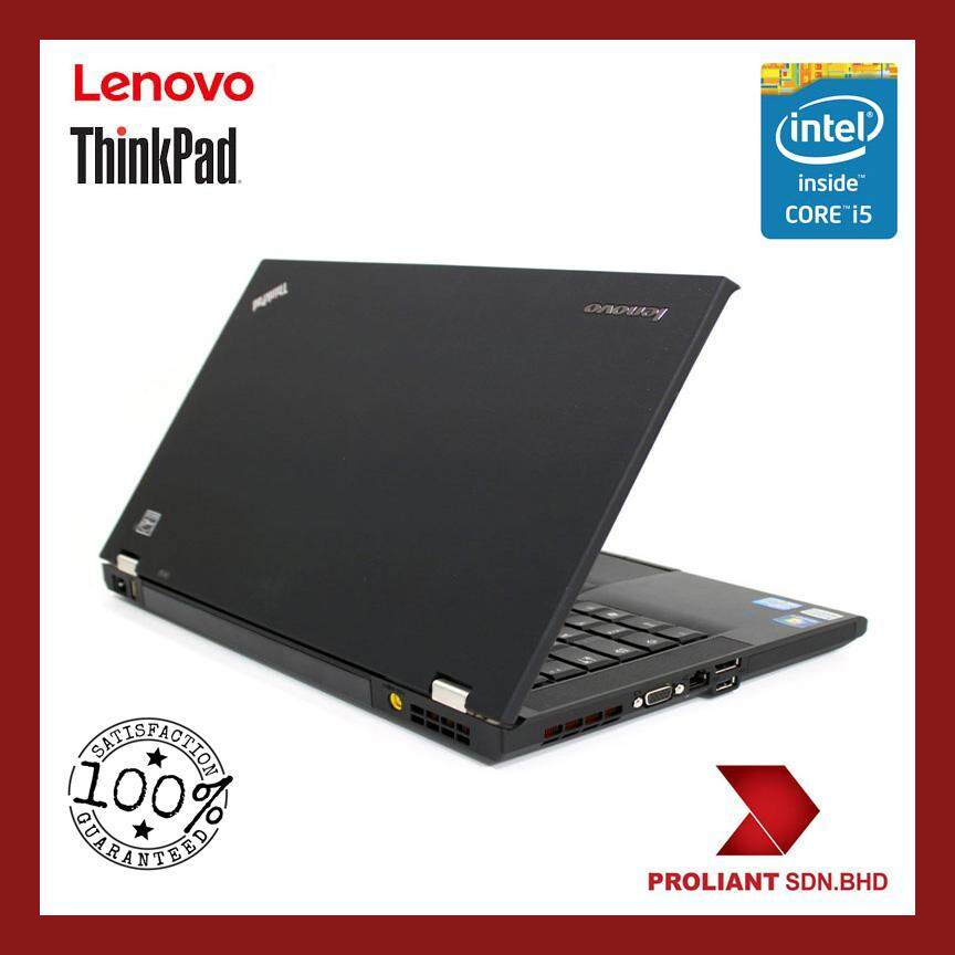 LENOVO THINKPAD T420 CORE I5 - 1 YEAR WARRANTY [GRADE A REFURBISHED] Malaysia