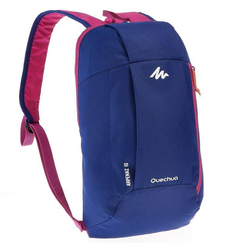 001850531f  READY STOCK  DECATHLON ORIGINAL QUECHUA ARPENAZ 10L DAY HIKING BACKPACK