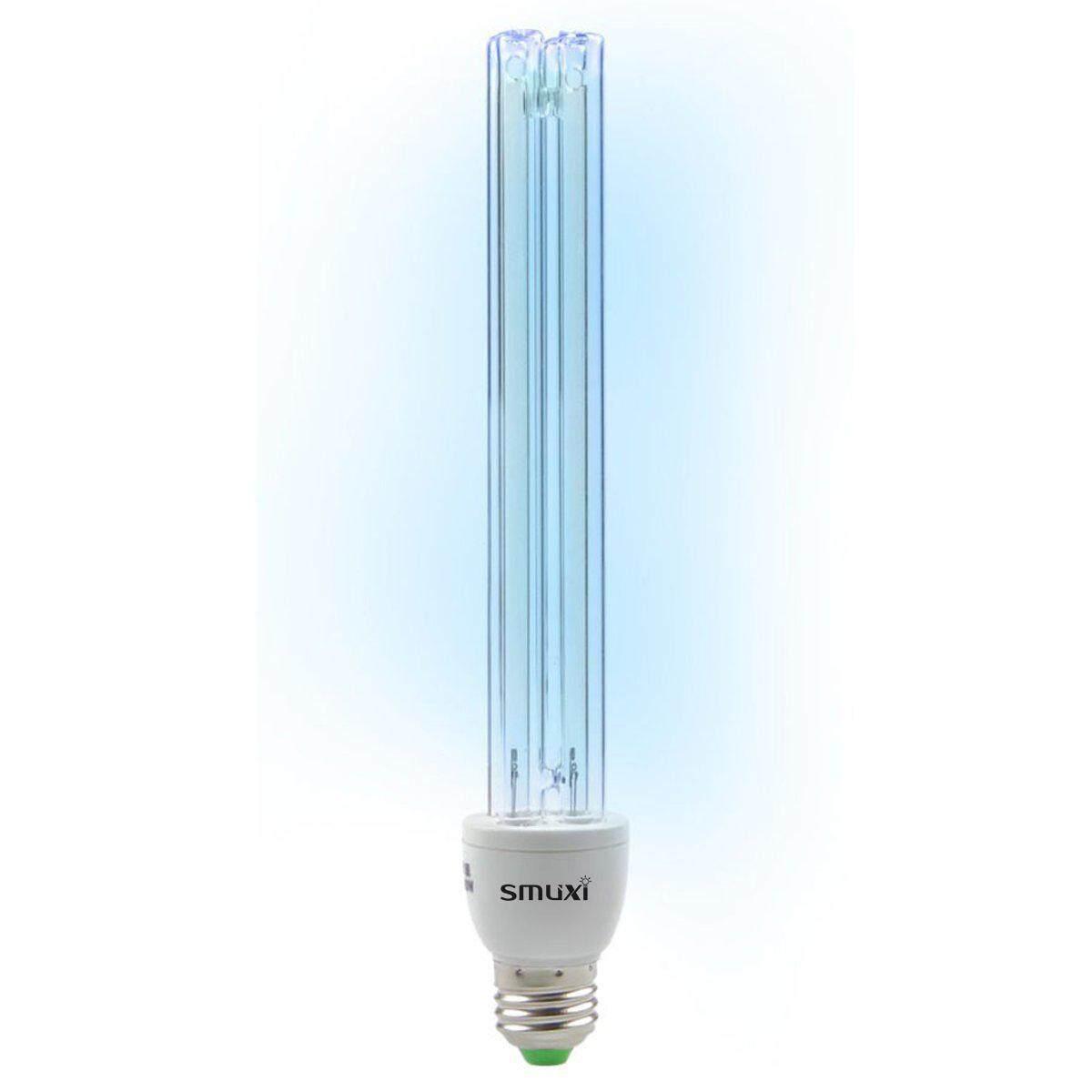 25W 220V Ultraviolet Disinfection E27 UVC Ozone Sterilization Mites Lamp