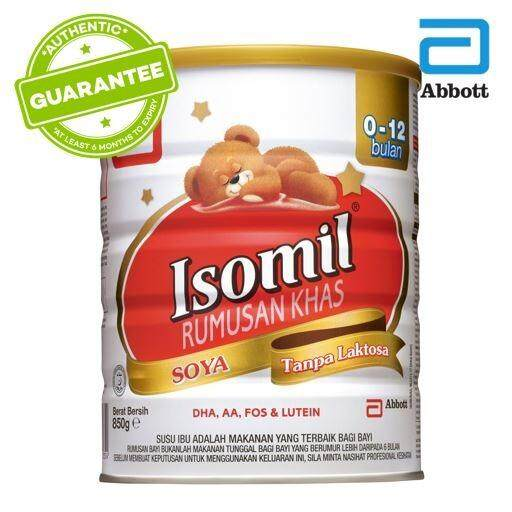 Isomil 850g (0 To 12 Months) By Lazada Retail Isomil.