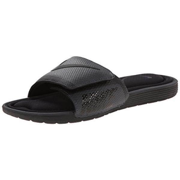 eab7f67de28af ... sandals euc low cost nike mens solarsoft comfort slide sandal black  anthracite 11 d us 907d0 31b63 ...