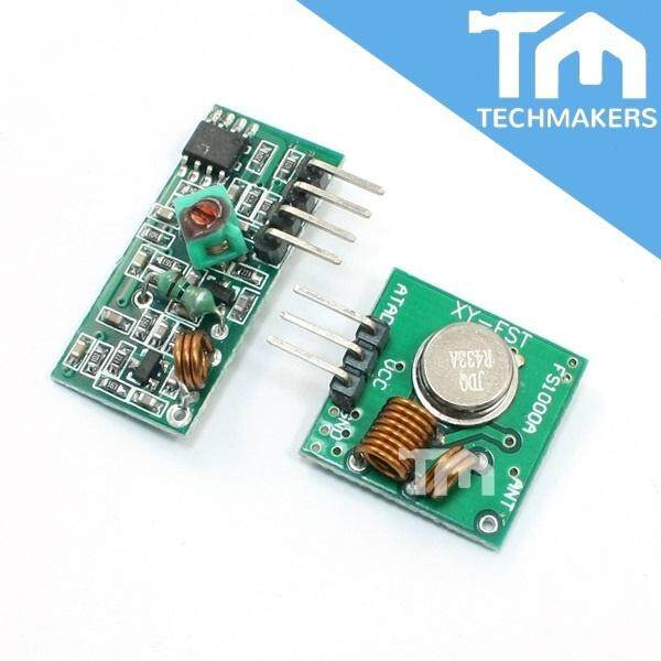 433MHz Transmitter Receiver RF Module Malaysia
