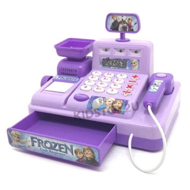 Pretend Play Toy Cashier Cash Register Kid Toys By Magic Kids.