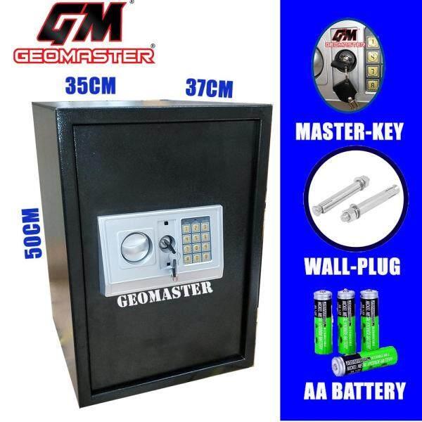 STRONG MATAL DIGITAL SAFE BOX SAFETY BOX -WITH MASTER KEY