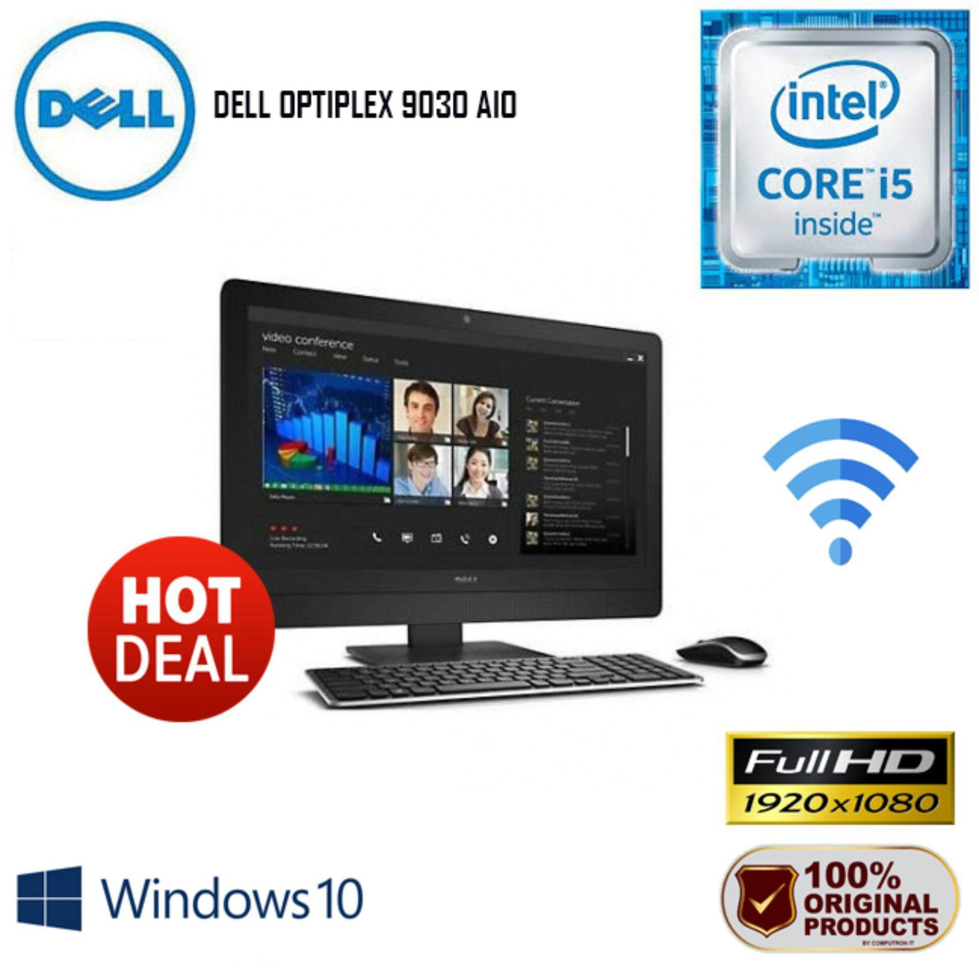 DELL OPTIPLEX 9030 [23 INCH FHD] ALL IN ONE PC [SLIM]