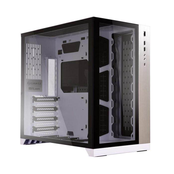 Lian Li PC-O11 Dynamic Secc Mid Tower ATX Case White Malaysia
