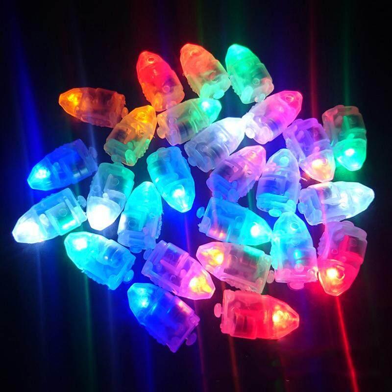 Wonderful Toy LED Colourful Blinking Luminous Balloon Light Wishing Lamp  Bulb Decoration