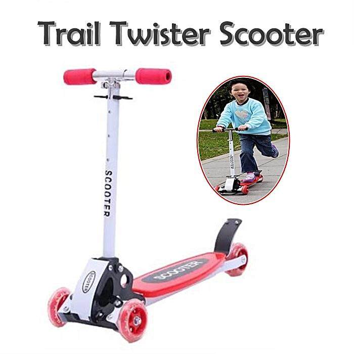 Trail Twist Scooter By F&as.