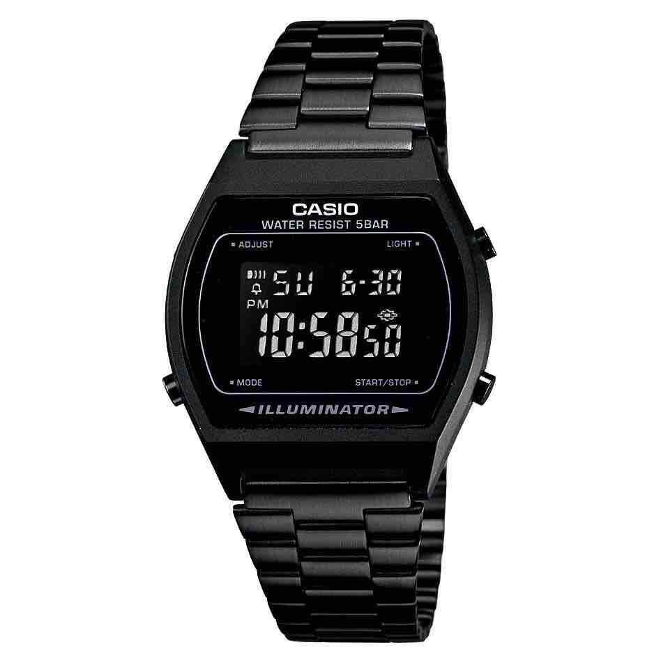 Casio Products For The Best Price In Malaysia Couple Mtp Dan Ltp 1183e 7adf Jam Tangan Black White Strap Leather B640 Viral