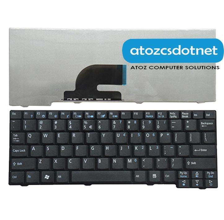 Acer Aspire One ZG8 531H 751 751h A110 A110L A110X Laptop Keyboard Malaysia