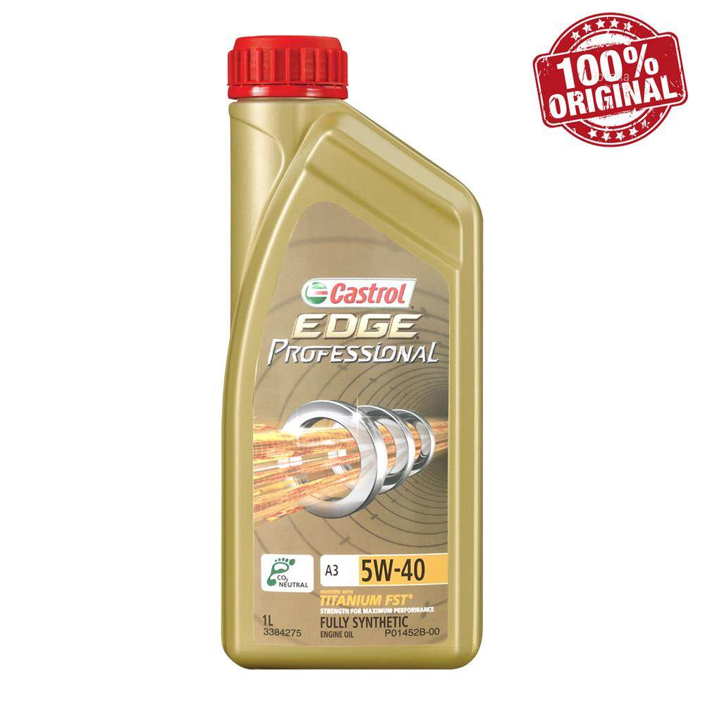 Castrol Engine Oil For The Best Price In Malaysia Magnatec Stop Start 5w 30 Edge Professional 5w40 Sn Cf Fully Synthetic 1l