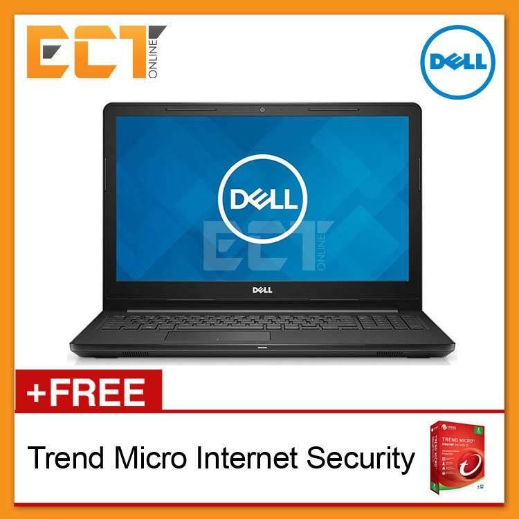 Dell Inspiron 15 3565 Notebook (AMD E2-9000 2.20Ghz,1TB,4GB,AMD R2,15.6,W10) Malaysia