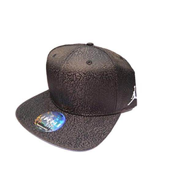 17da6326f6583a coupon code for nike mens jordan 3 retro snapback hat black white 802029  010 1e82d 0773e