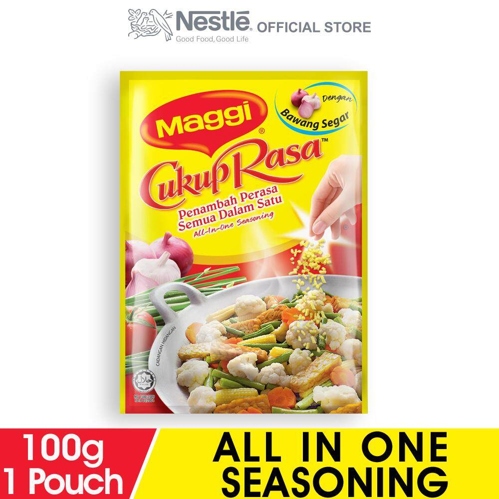 MAGGI Cukup Rasa All In One Seasoning 100G