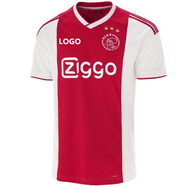 80e947b2 2018/19 Home Kit AFC Ajax Home Jersey Ajax Away Football Jersey Top Thai  Quality Men's football soccer jersey Shirts With shorts