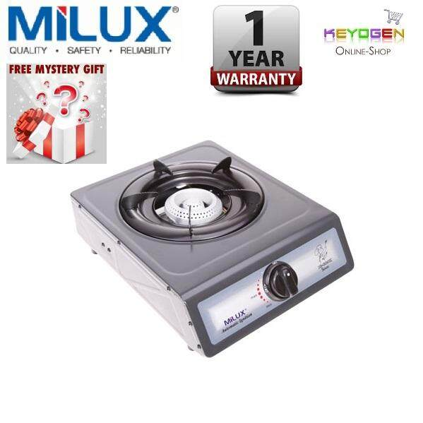 Milux Gas Cooker Me 100 1 Burner Stove Epoxy Beehive Year