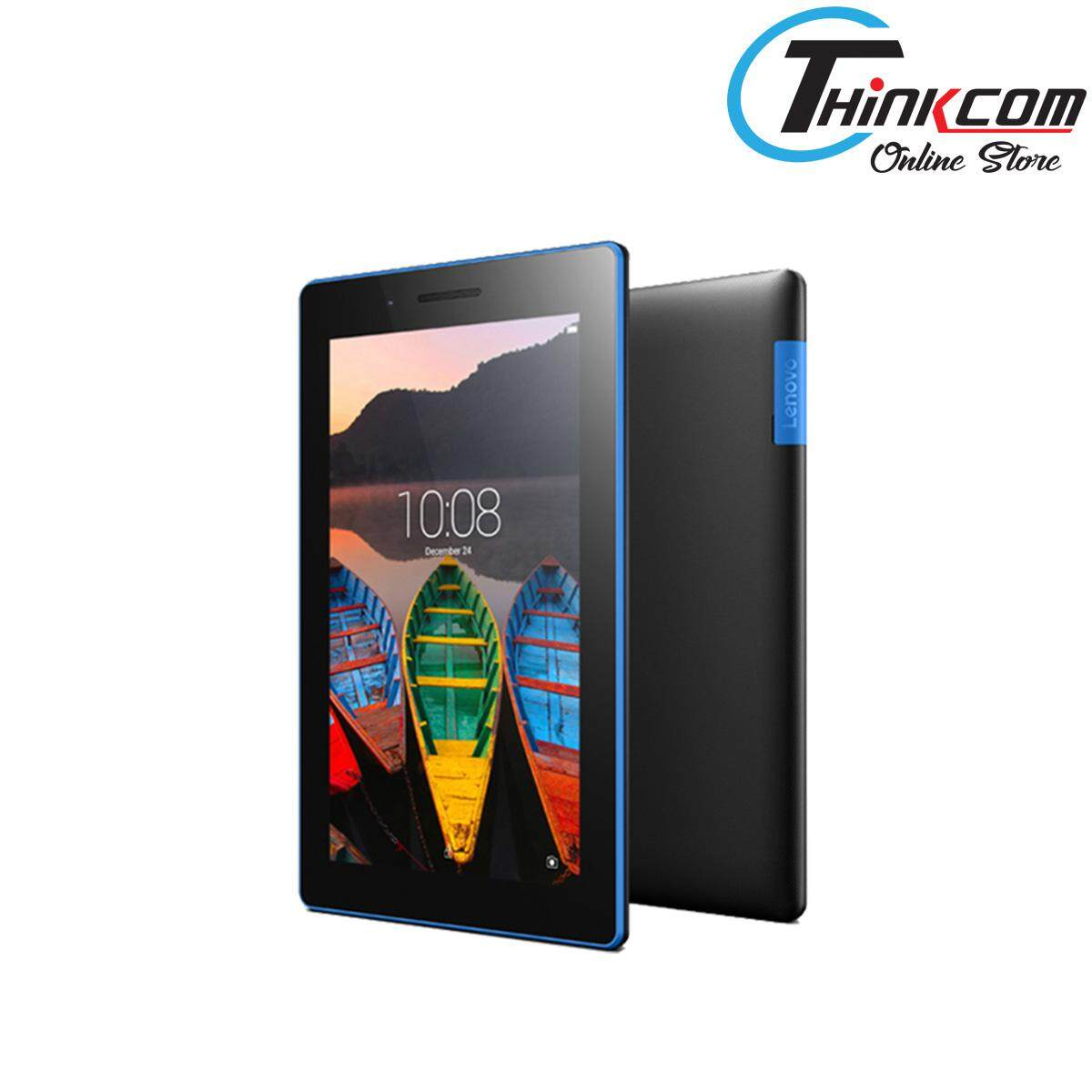 Lenovo Tab3 7 Essential TB3-710I BLACK [ MediaTek ® MT8321 QC 1 3Ghz / 1GB  RAM + 16GB ROM / 2MP + 0 3MP / ANDROID 5 1 ] 100% LENOVO MALAYSIA - LIMITED