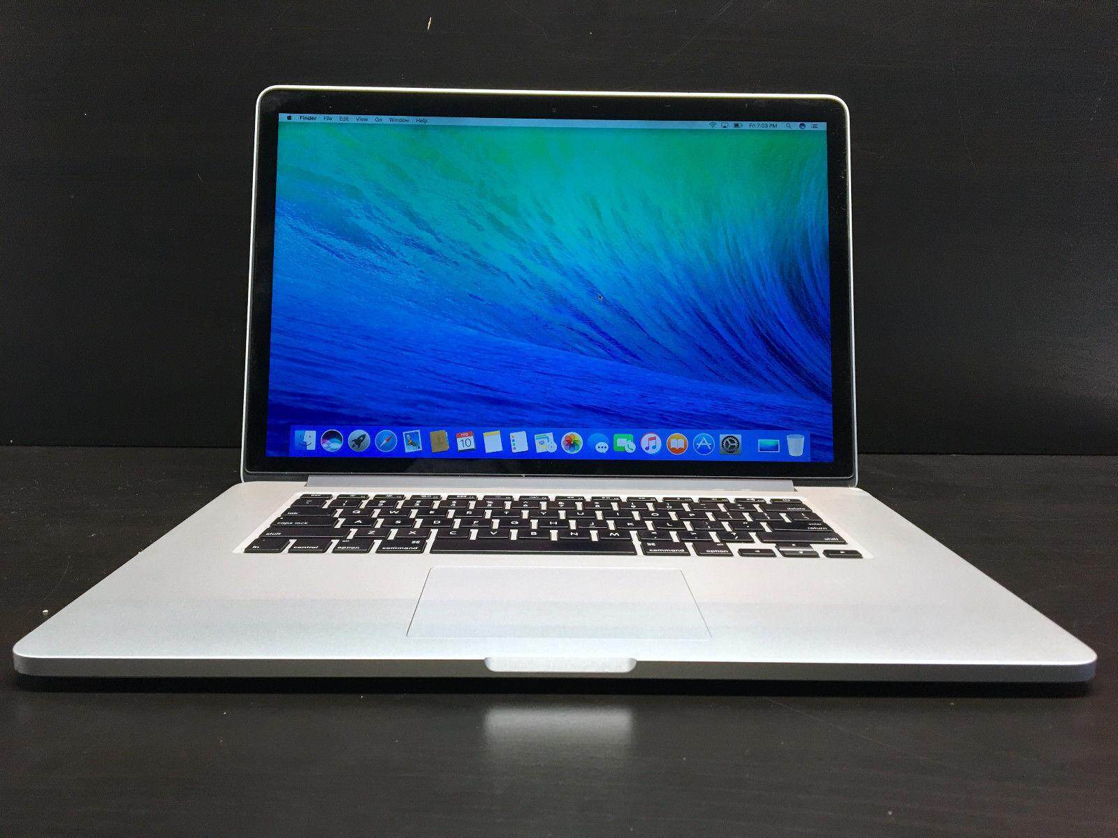 Apple Pro 15 Retina OSX-2017 Core i7 / 2GB Dedicated GPU / 512 SSD / 16 RAM Malaysia
