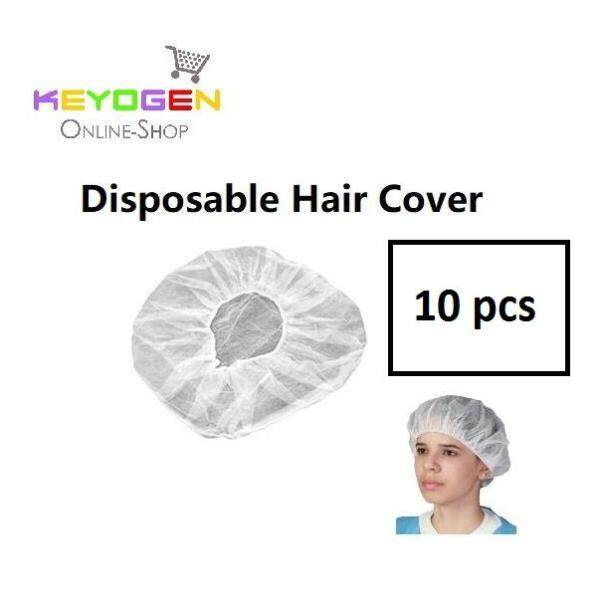 10pcs Keyogen disposable hair cover net cap