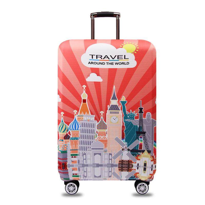 6fb72401a842 Luggage Protector Cover Travel Suitcase/Baggage Protective Cover