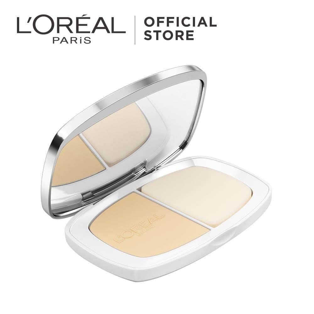 Makeup Foundation For The Best Price In Malaysia Lt Pro High Definition Perfect 30 Ml Loreal Paris True Match Two Way Powder